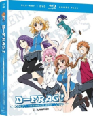 D-Frag! - Complete Series [Blu-ray+DVD]