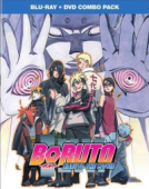 Boruto: Naruto the Movie [Blu-ray+DVD]