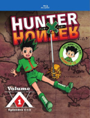 Hunter x Hunter - Vol.1/7 [Blu-ray]