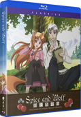 Spice and Wolf: Season 1+2 - Complete Series: Classics [Blu-ray]