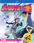 Boruto: Naruto Next Generations - Part 04 [Blu-ray]