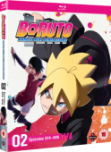 Boruto: Naruto Next Generations - Part 02 + OVA [Blu-ray]