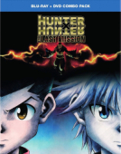Hunter x Hunter: The Last Mission [Blu-ray+DVD]