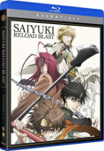 Saiyuki Reload Blast - Complete Series: Essentials [Blu-ray]