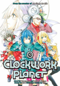 Clockwork Planet - Vol.10: Kindle Edition