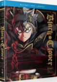Black Clover: Season 2 - Part 1/5 [Blu-ray+DVD]