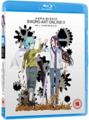 Sword Art Online: Season 2 - Part 1/4 [Blu-ray]