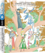 Sword Art Online: Season 2 - Part 3/4: Collector's Edition [Blu-ray+DVD]