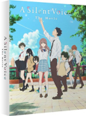 A Silent Voice - Collectors Edition [Blu-ray+DVD]