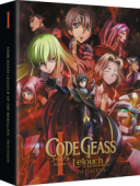 Code Geass: LeLouch of the Rebellion - Movie 1: Initiation - Collector's Edition (OwS) [Blu-ray]