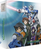 Mobile Suit Gundam 00: Season 1 - Collector's Edition [Blu-ray] + Artbox