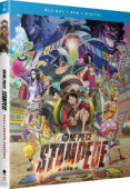 One Piece - Movie 13: Stampede [Blu-ray+DVD]