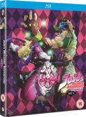 JoJo's Bizarre Adventure - Box 1 [Blu-ray] (Re-Release)
