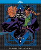 JoJo's Bizarre Adventure - Box 2: Limited Edition [Blu-ray]