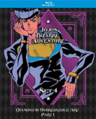 JoJo's Bizarre Adventure - Box 4: Limited Edition [Blu-ray]