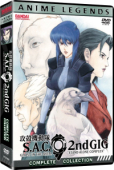 Ghost in the Shell: S.A.C. 2nd GIG - Anime Legends