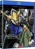 Mobile Suit Gundam: Iron-Blooded Orphans - Season 1 [Blu-ray]
