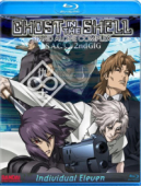 Ghost in the Shell: Stand Alone Complex 2nd GIG - Individual Eleven [Blu-ray]