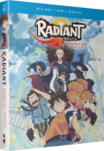 Radiant: Season 1 - Part 1/2 [Blu-ray+DVD]