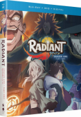 Radiant: Season 1 - Part 2/2 [Blu-ray+DVD]