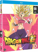 Dragon Ball Super - Part 08/10 [Blu-ray]