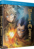Black Clover: Season 1 - Part 5/5 [Blu-ray+DVD]
