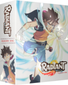 Radiant: Season 1 - Part 2/2: Limited Edition [Blu-ray+DVD] + Artbox