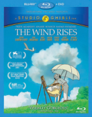 The Wind Rises [Blu-ray+DVD]
