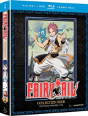 Fairy Tail - Box 04 [Blu-ray+DVD]