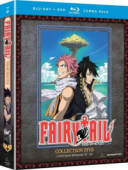 Fairy Tail - Box 05 [Blu-ray+DVD]