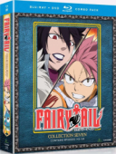 Fairy Tail - Box 07 [Blu-ray+DVD]