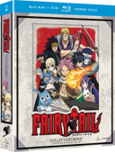 Fairy Tail - Box 08 [Blu-ray+DVD]