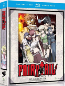 Fairy Tail - Box 10 [Blu-ray+DVD]