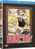 Fairy Tail - Part 04 [Blu-ray+DVD]