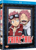 Fairy Tail - Part 07 [Blu-ray+DVD]