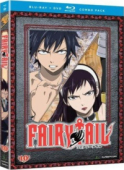 Fairy Tail - Part 10 [Blu-ray+DVD]