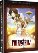 Fairy Tail: Zero [Blu-ray+DVD]