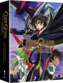 Code Geass: Lelouch of the Rebellion - Season 1+2 - Complete Series: Collector's Edition [Blu-ray]