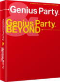 Genius Party + Genius Party Beyond - Collector's Edition (OwS) [Blu-ray+DVD]
