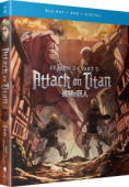 Attack on Titan: Season 3 - Part 2/2 [Blu-ray+DVD]