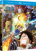 One Piece: Heart of Gold [Blu-ray+DVD]
