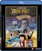 One Piece - Movie 08: The Desert Princess and the Pirates - Adventures in Alabasta [Blu-ray]