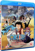 One Piece - Movie 08: Episode of Alabasta - The Pirates and the Princess of the Desert [Blu-ray]