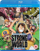 One Piece - Movie 10: Strong World [Blu-ray+DVD]