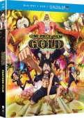 One Piece - Movie 12: Film Gold [Blu-ray+DVD]
