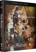 Code: Realize - Guardian of Rebirth - Complete Series [Blu-ray+DVD]