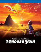 Pokémon - Movie 20: I Choose You! [Blu-ray]