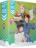 Hetalia - 10th Anniversary World Party Collection: Part 2/2 + Artbox