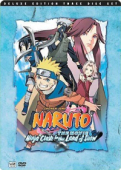 Naruto - Movie 1: Ninja Clash in the Land of Snow - Steelbook Edition + OST
