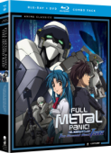Full Metal Panic!: The Second Raid - Anime Classics [Blu-ray+DVD]